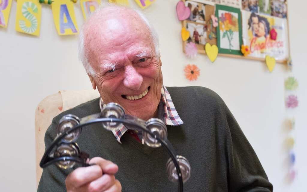 New website offers advice on using music in dementia care