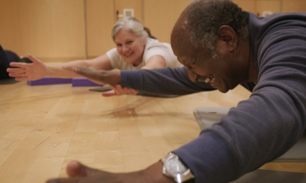 New video to help healthcare professionals support disabled people to be active