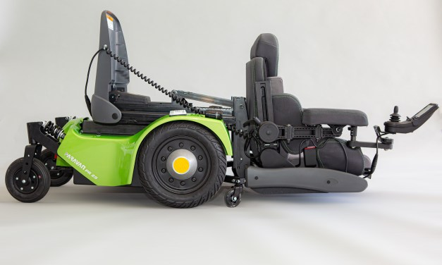 Precision Rehab to launch new powerchairs