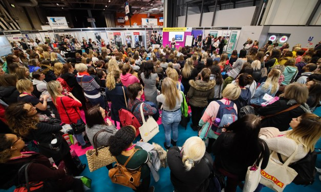 OTs recognised at OT Show