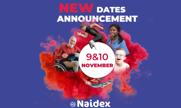New dates announced for Naidex