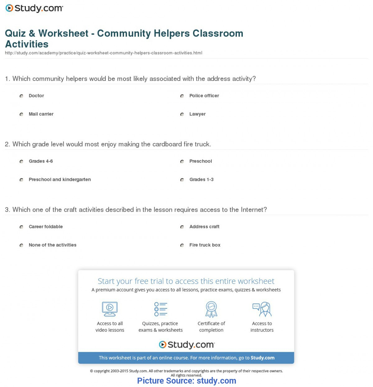 Inference Worksheet Teachnology