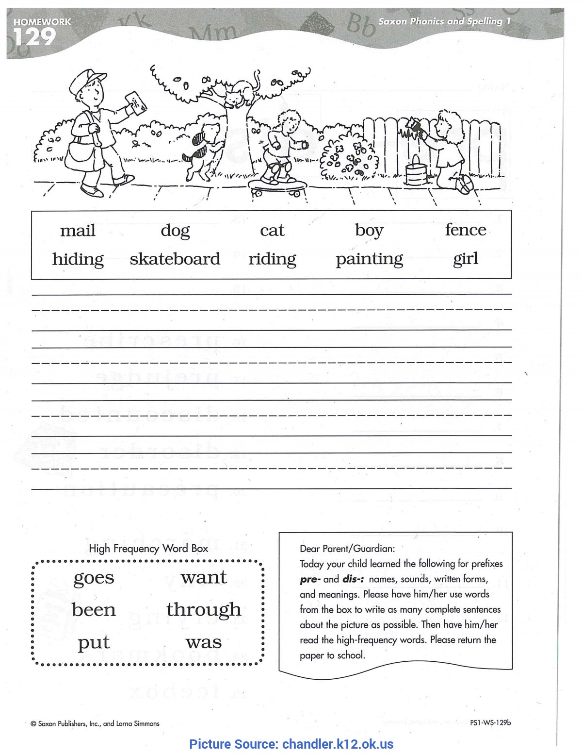 Teach Child How To Read Phonics Lesson Plans 1st Grade