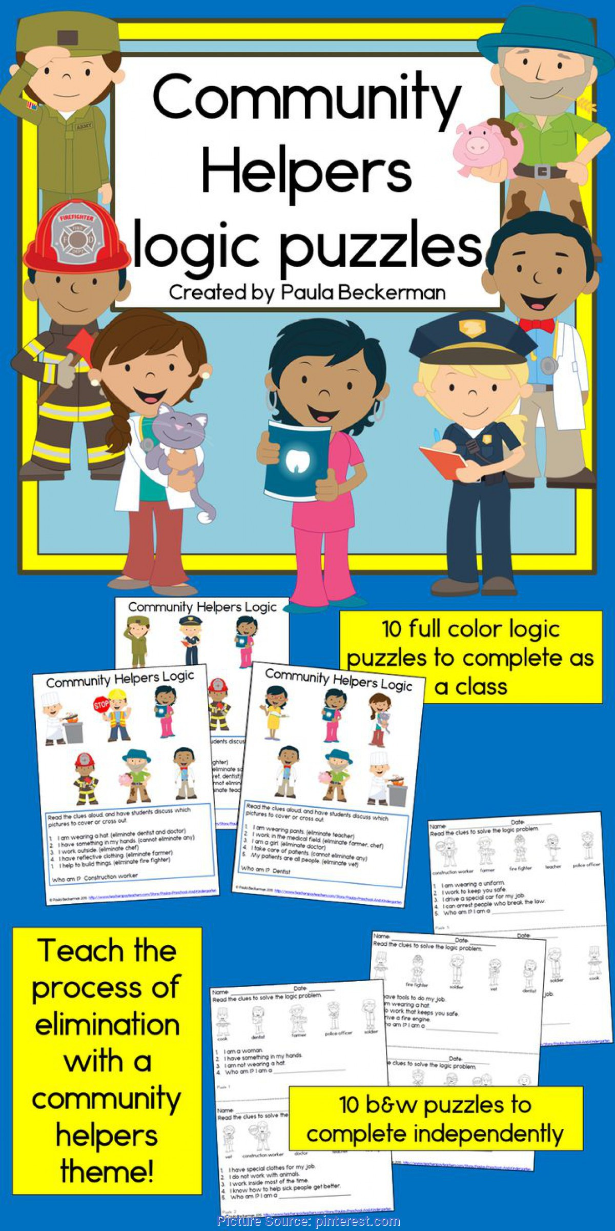 Newest 2nd Grade Lesson Plans On Community Helpers 131