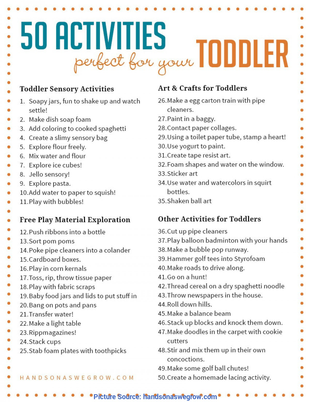 Daycare Lesson Plans For 1 Year Olds