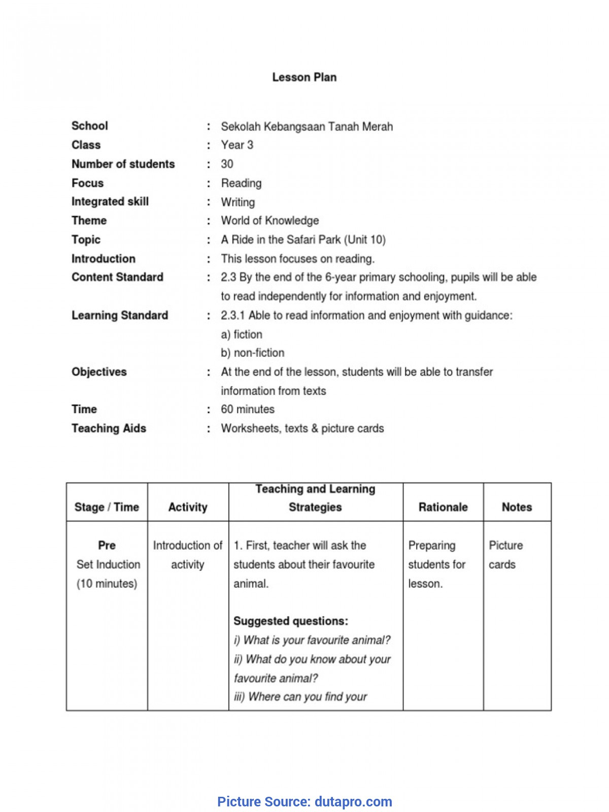 Simple 2 Year Old Math Lesson Plans Best November Archives