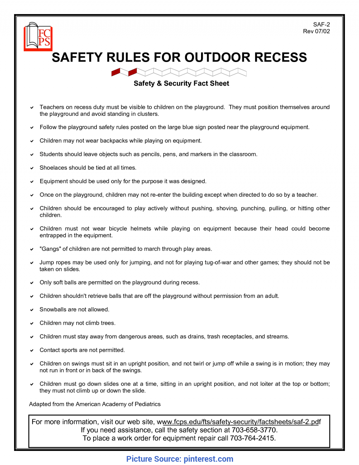 Top Lesson Plan For Preschool Safety Outdoor Safety For