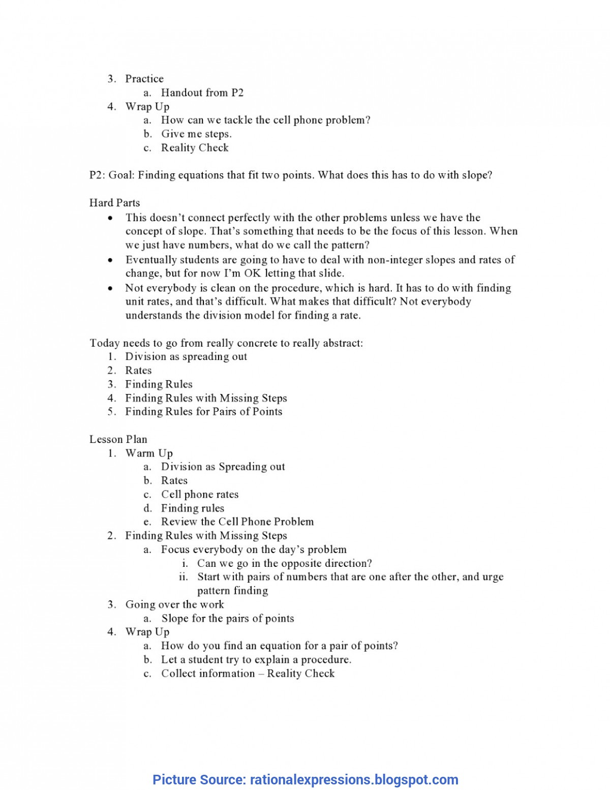 Best Model Lesson Plan For Science 5e Lesson Plan Template