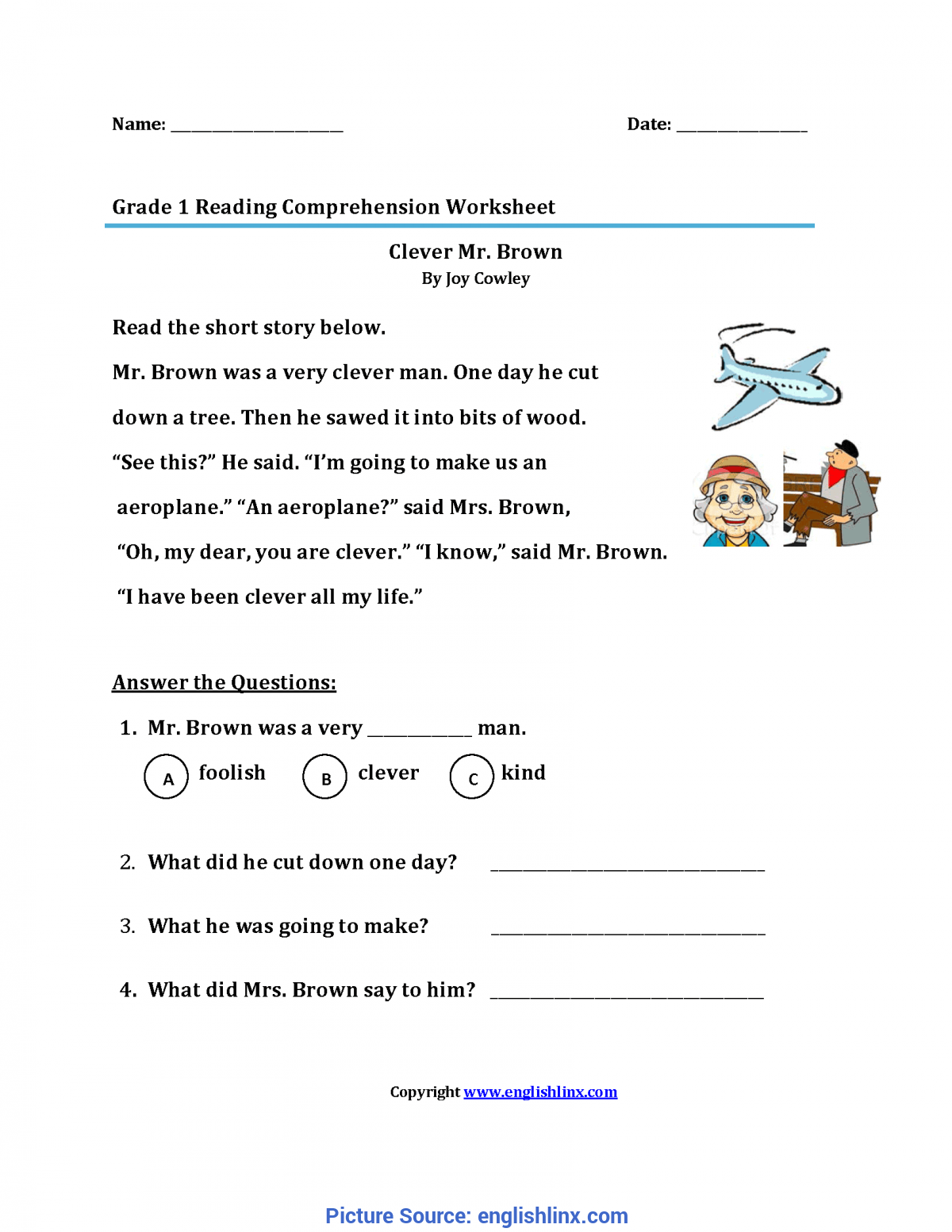 Trending 1st Grade History Lesson Plans Worksheets For All