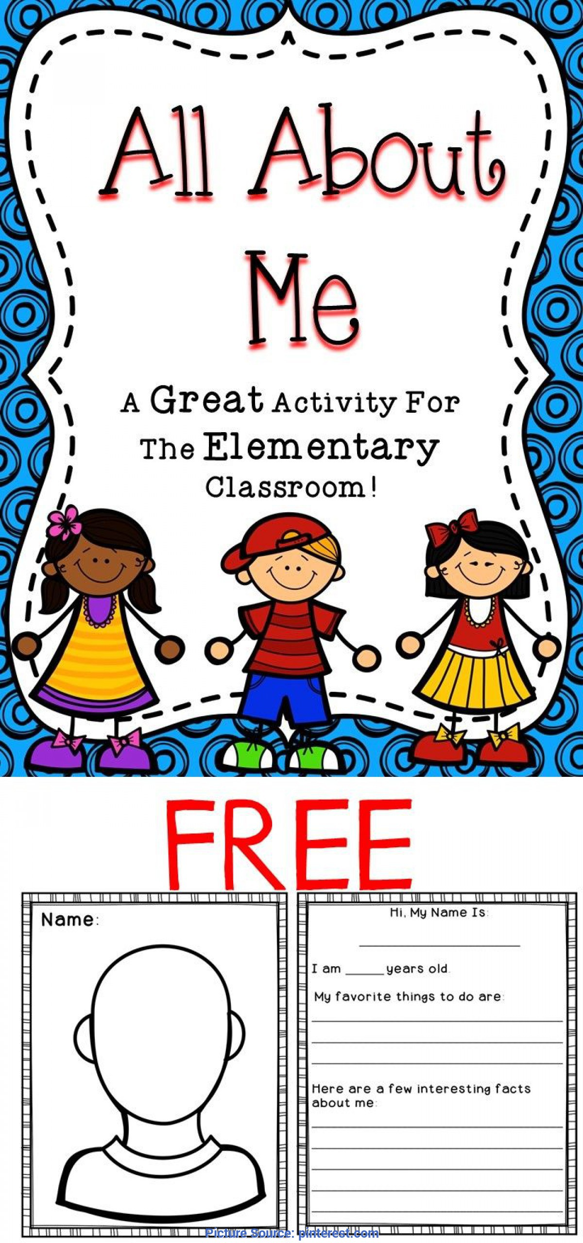 Valuable Back To School Lesson Plans For Preschoolers Best 25 All About Me Activities Ideas On