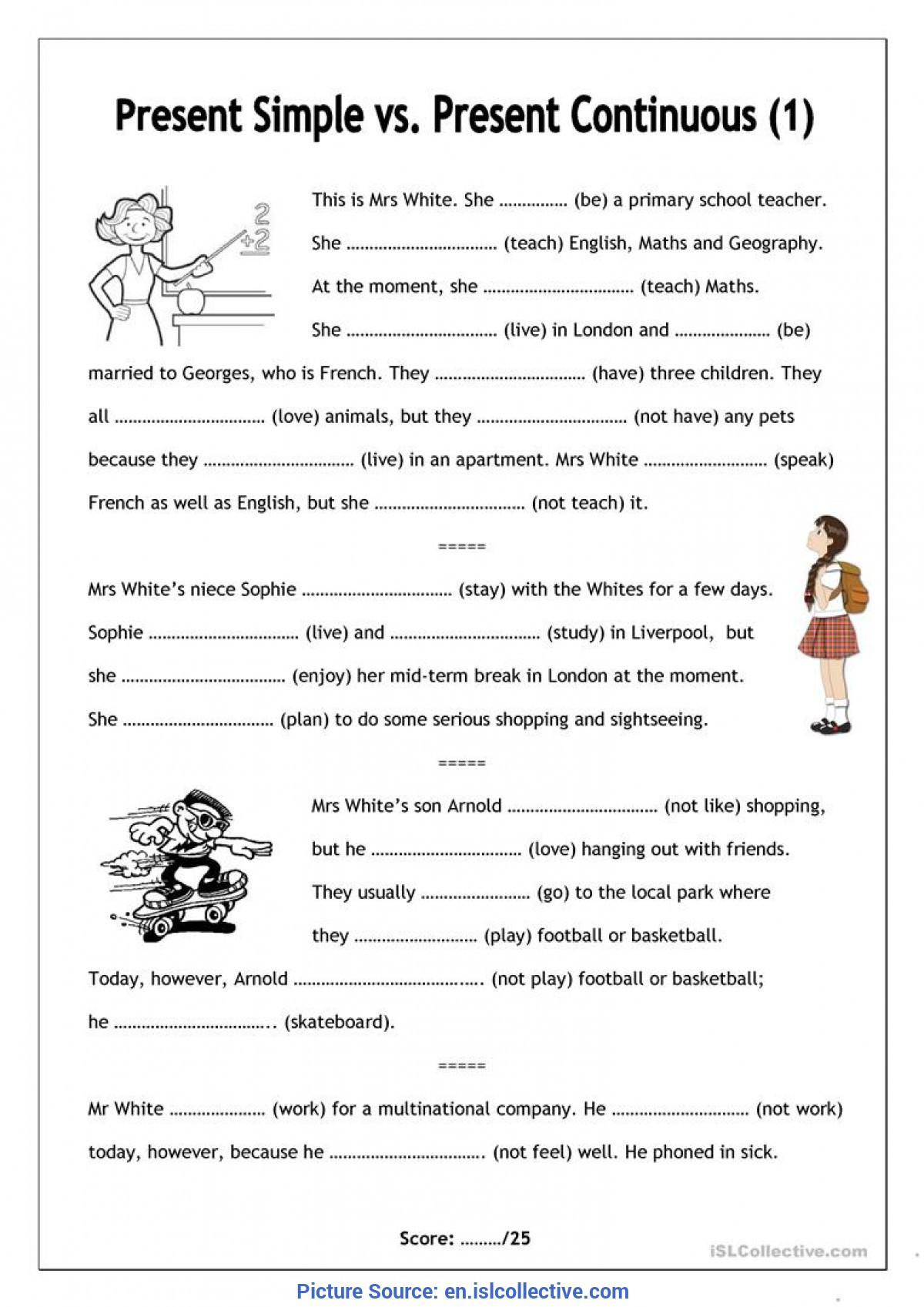 Valuable High School Esl Worksheets Free Esl