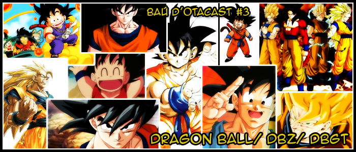 Baú do Otacast #03 – Série Dragon Ball, Z e GT