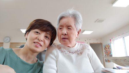 ゆうこさん99歳お誕生日