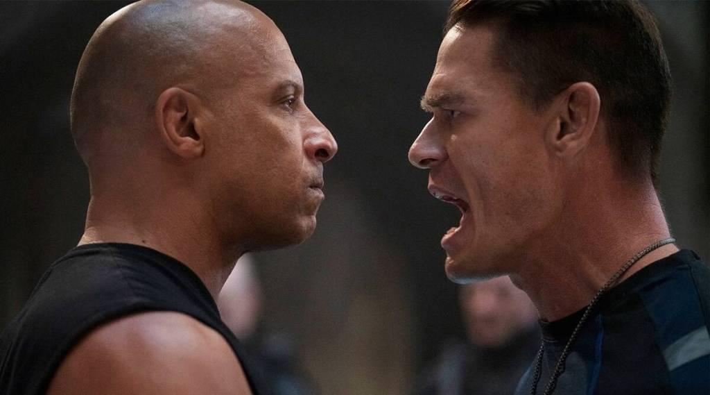 Vin Diesel e John Cena são inimigos e irmãos em Velozes e Furiosos 9 - Otageek