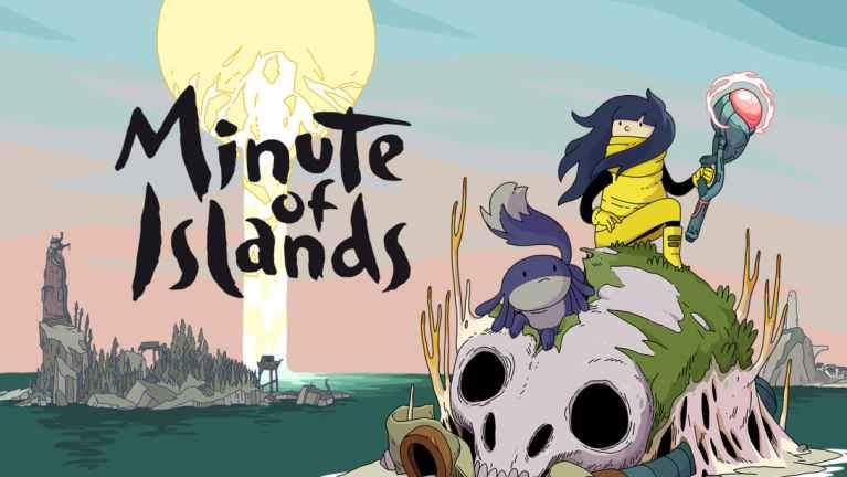 Arte do jogo Minute of Islands - Otageek