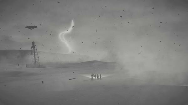 A atmosfera de Ashwalkers. Otageek