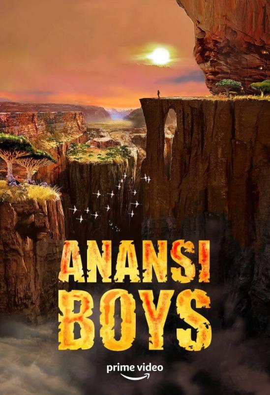 Pôster de Anansi Boys