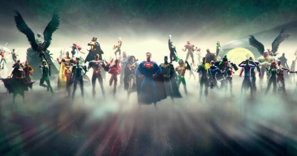 Universo DC DCEU - otageek