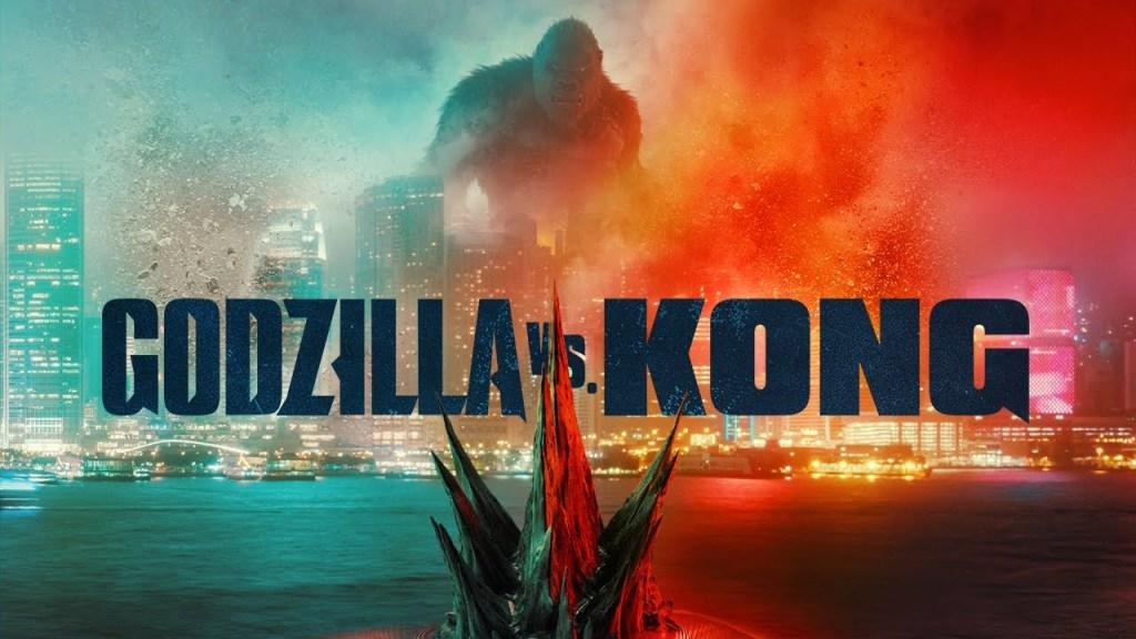 HBO Max Godzilla VS Kong