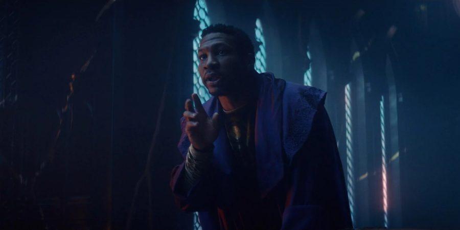"""Jonathan Majors atuando como o personagem denominado de """"Aquele que Permanece"""" - Otageek"""