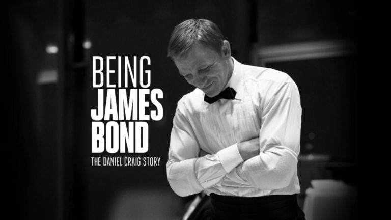 Being James Bond - poster Otageek