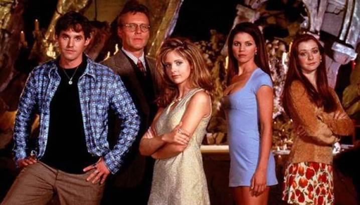 Pôster de Buffy, A caça Vampiros - Otageek