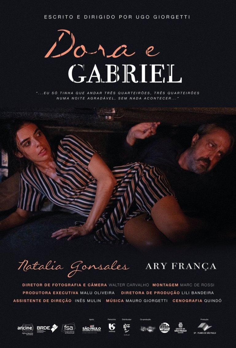 Cartaz de Dora e Gabriel