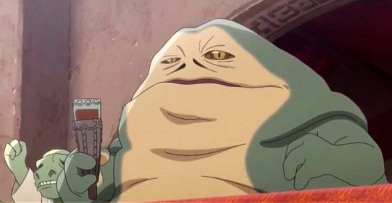 Jabba the Hutt Otageek
