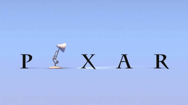 Logo da pixar