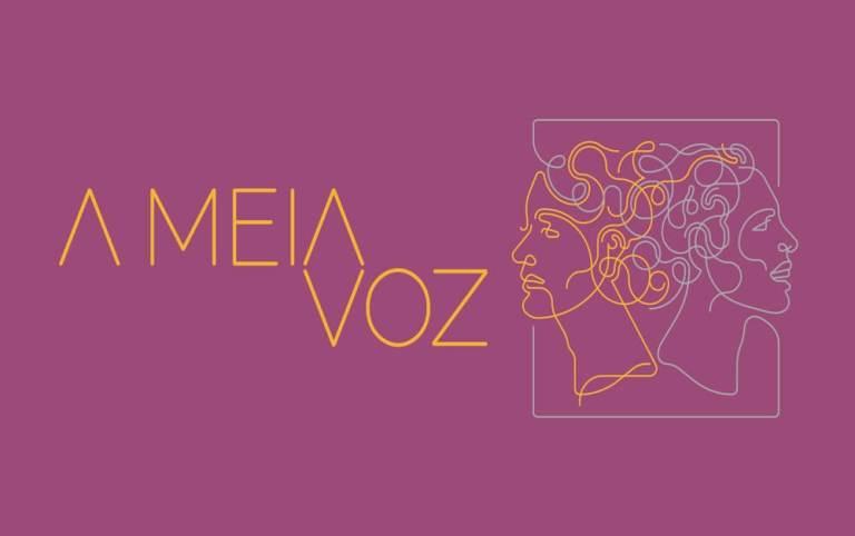 Logo de A Meia Voz