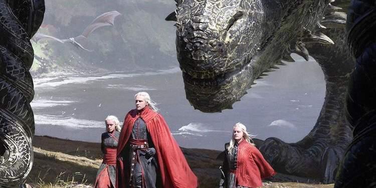 Confira o primeiro trailer de House of Dragon da HBO Max no OtaGeek