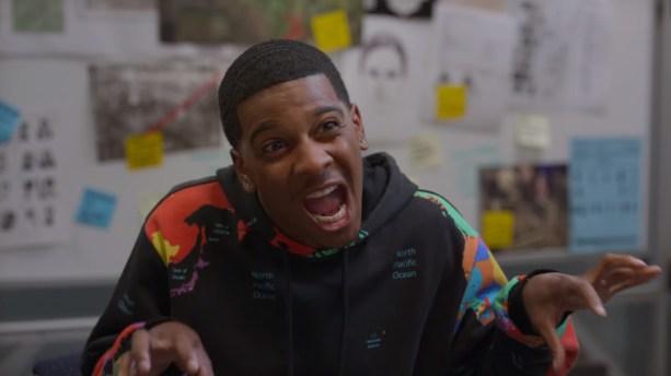 Jamal gritando imitando o Pé Grande - Crítica - On My Block parte nossos corações e se despede com uma ótima temporada final - Otageek