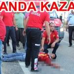 Kozanda Kaza 1 Ölü 1 Yaralı