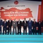 MHP Kozan belediye başkan adayı Nihat Atlı oldu