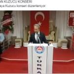KOZAN TÜRKAV'DAN KUZUCU KONSERİ