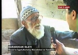 Karabucak Olayı-Kozan'ın İşgali,Kurtuluş Mücadelesi ve Tanıkları