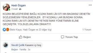 KAZIM ÖZGAN'IN ABİSİ HADİ ÖZGAN'DAN İLGİNÇ PAYLAŞIM