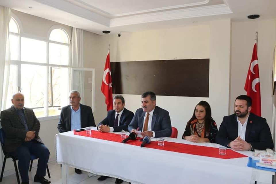 NİHAT ATLI'DAN 'KOMPLO TEORİLERİNE' AÇIKLAMA