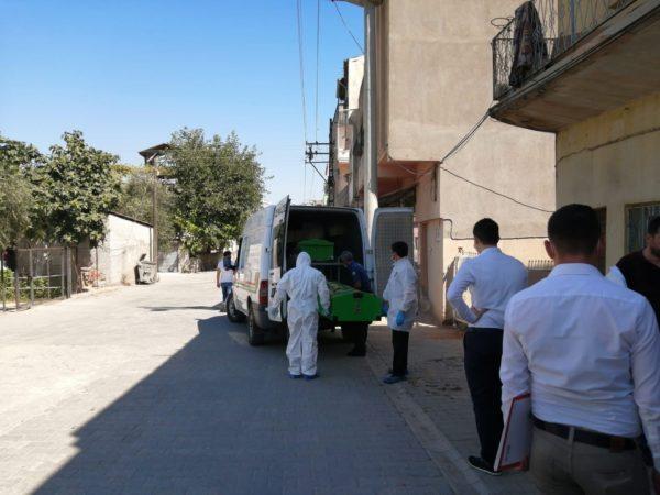 KOZAN'DA BİR KİŞİ EVİNDE ÖLÜ BULUNDU
