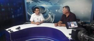 İLKSAN İMAMOĞLU TEMSİLCİ ADAYI HİLMİ PAZARCI'DAN OTAĞ TV'YE ZİYARET