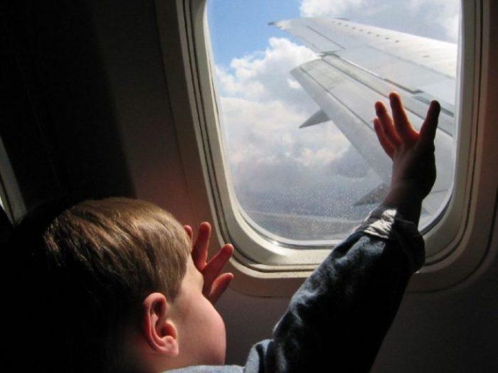 Чем занять ребенка в долгом перелете