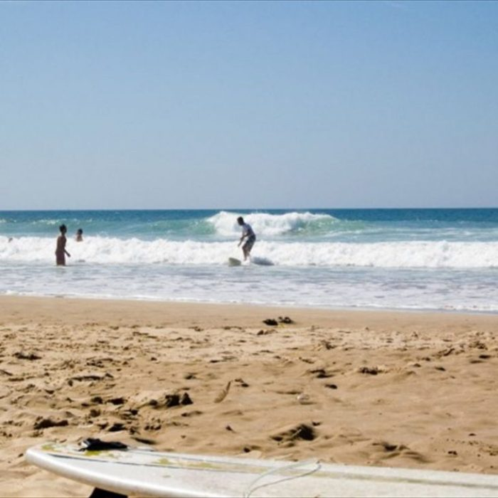 Где отдохнуть любителям серфинга