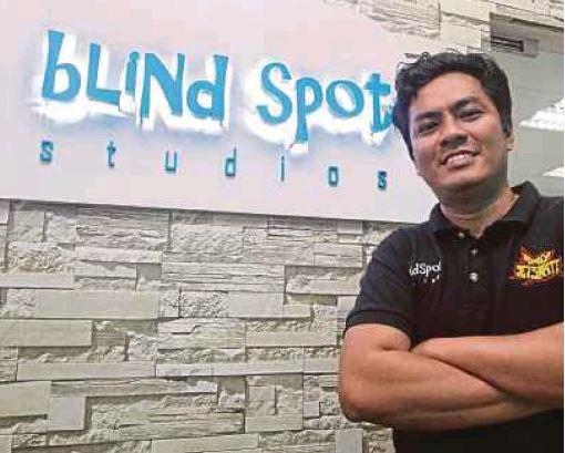 Lukman Nul Hakim CEO BlindspotStudios, Inspirasi Anak Hasilkan Animasi Islamik