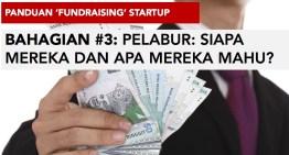 Panduan 'Fundraising' Startup: Bahagian #3 – Pelabur: Siapa Mereka Dan Apa Yang Mereka Mahu?