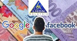 Siapa Yang Kena Bayar Cukai? Anda Atau Google & Facebook?