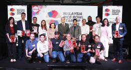 Pelancaran Pusingan Pertama ASEAN Rice Bowl 2019  sempena Malaysia Rice Bowl Conference 2019