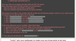 Ransomware dan Langkah Pencegahan