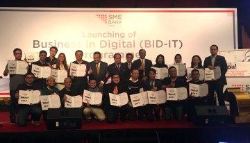 SMEBank Perkenal BID-It, Program Pembiayaan dan Bimbingan untuk Industri ICT