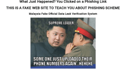 Kisah Disebalik SayaKenaHack.com dan SiapaKenaHack.com