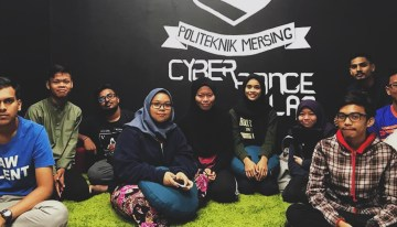 Cyber Range Lab Politeknik Mersing Latih Pahlawan Hadapi Perang Siber